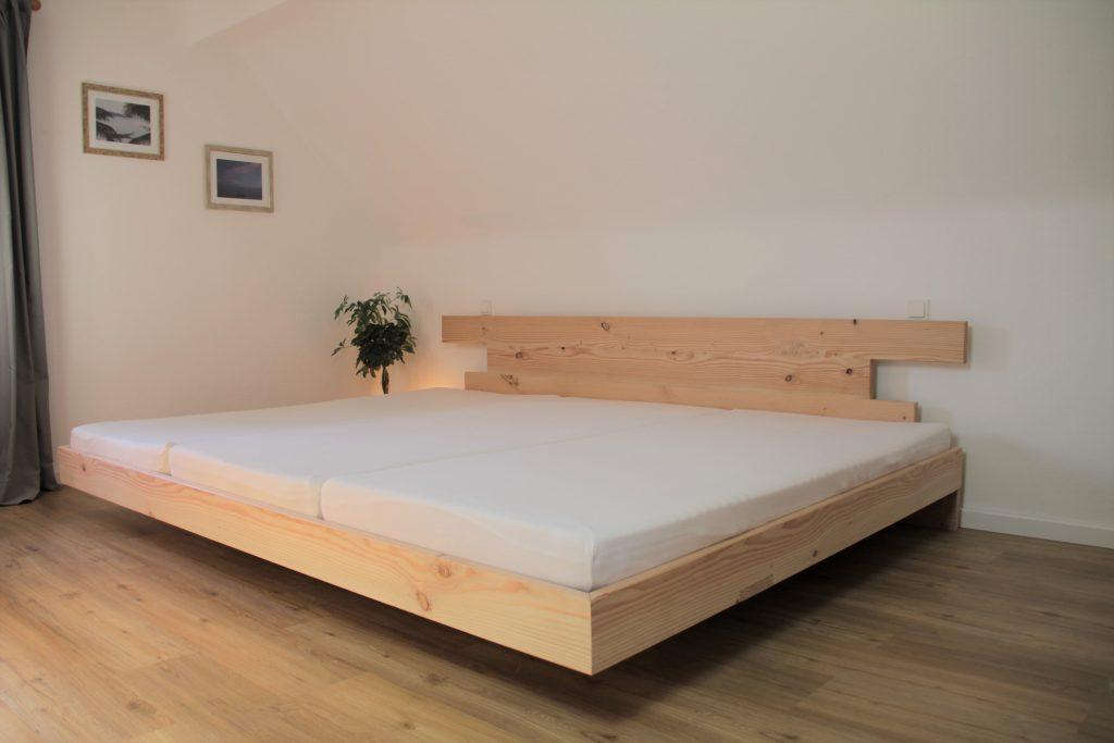 nachhaltiges Familienbett aus Massivholz Familienkoje